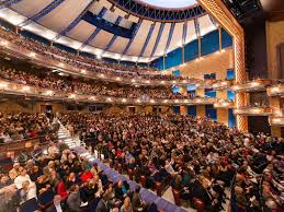 4 Walt Disney Theater Seating Chart Dr Phillips Orlando