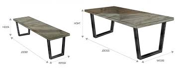 standard dining table images round dining room tables