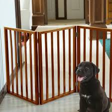 halton freestanding wooden pet gate wooden pet gate 631