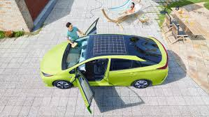 Toyota debuts new Prius with rooftop PV option in Japan – pv ...