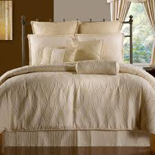 blue and cream colored comforter sets queen