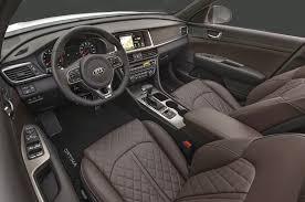15 Luxury Features Now Available in Mainstream Cars & 2016-Kia-Optima-SXL-interior Adamdwight.com