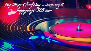 Pop Music Charts Pop Music Chart Day January 4 2019 Happy Days 365