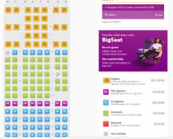Renfe Seating Chart Review Wow Air Big Seat Reykjavik Dallas There Was No