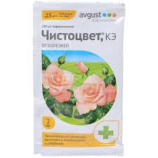 <b>Фунгицид Чистоцвет</b>, <b>2 мл</b>, Avgust в Москве: отзывы, цены ...