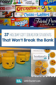 37 holiday gift ideas for students that won t break the bank