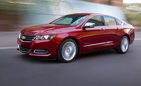 2014 Chevrolet Impala First Drive – Review – Car and Driver