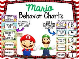 Video Game Charts Video Game Behavior Charts