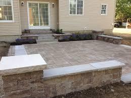 paver patios terracing schenectady