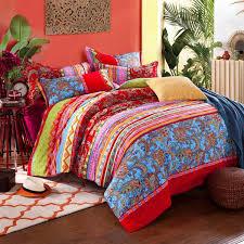bohemian sheets bohemian bed in a bag bohemian duvet covers