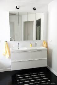 Home Designs Ikea Bathroom Mirror Godmorgon Mirror Cabinet With 1