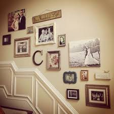 up the stairs wall art