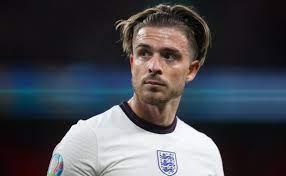 England international Jack Grealish ...