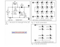 ultra bright led lamp eeweb community ultra bright led lamp circuit diagram