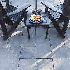 patio drummond concrete patio stone