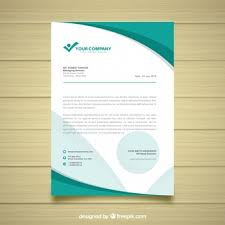 Letterhead Samples Free Download Letterhead Vectors Photos And Psd Files Free Download