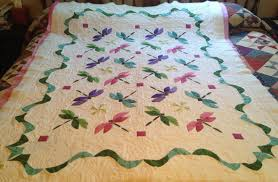 QUILTS AND SUCH: Another Dragonfly Quilt! &  Adamdwight.com