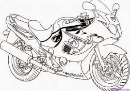 Disegni Moto Da Colorare Destinato Disegni Di Moto Disegni Con