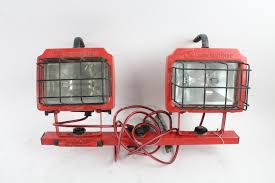Commercial Electric Work Light Fascinating Commercial Electric TwoFixture Work Light Property Room