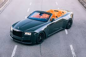 2017 Rolls Royce Dawn Overdose By Spofec Top Speed