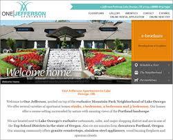 apartment website design. ONLINE PROFILES Apartment Website Design