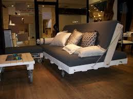 Diseñar Muebles Con Palets  Decoración E InteriorismoSofa Cama Con Palets