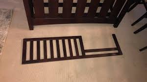 Taylor Westwood Design Crib Westwood Design Brookline Convertible Baby Crib Combo Solid Wood Great Condition
