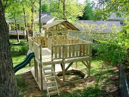 incredible perfect backyard play structures best 25 play structures ideas on treehouses for kids