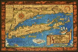 map of long island liberty puzzles 12