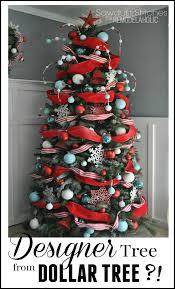 Christmas Decorations Designer Remodelaholic How to Decorate a Christmas Tree A Designer Look 42