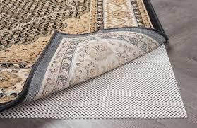 tayse rugs super grip cream 3 x 10 runner rug pad tasgp11173x10