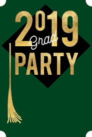 Design Grad Party Invites 5 Editable Graduation Party Invitation Templates Tips