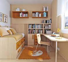 compact bedroom furniture. small teen bedroom design with orange colors foto image 01 compact furniture