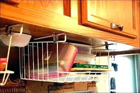 under kitchen cabinet storage under cabinet storage rack hot tools storage kitchen cabinet wire kitchen cupboard shelves ikea