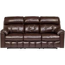 recliner sofa with drop down table canyon 8480289 ashley furniture vanora canyon living room sofa