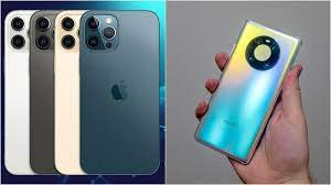 iPhone 12 Pro Max ve Huawei Mate 40 Pro karşılaştırma - ShiftDelete.Net