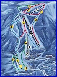 網張 温泉 スキー 場