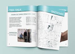 How To Make A Process Book Graphic Design Work Tyler Hall Graphic Designer
