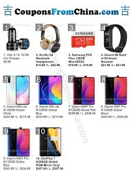 GEARBEST Deals (2.12.2019)! : couponsfromchina