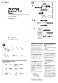sony xplod car radio wiring diagram beauteous floralfrocks sony xplod cdx-gt130 wiring diagram at Sony Cdx Gt130 Wiring Diagram