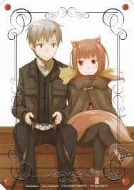 Wolf And Parchment Light Novel Spice And Wolf Laurence Holo Anime Korean Dramas Spice