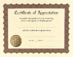great papers templates appreciation certificates 6 count 3 95 from great
