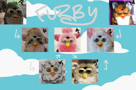 Furby Sales Chart Furby Value Guide For Dummies Furby Value Guide Based On