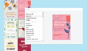How To Make Invitations Online For Free Fotors Invitation