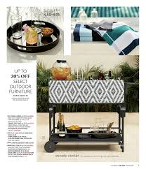 Cb2 Round Coffee Table Cb2 April Catalog 2017 Page 6 7