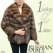 fur jacket womens fur russian sable jacket 3695
