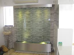 indoor wall water fountains. Interior Wall Water Fountains , Custom Indoor Waterfall