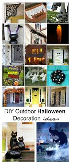 diy halloween decorations home. DIY-Outdoor-Halloween-Decoration-Ideas Diy Halloween Decorations Home O