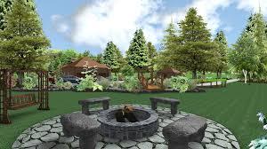 Backyard Design Landscaping Best Landscape Design Washington Lawns