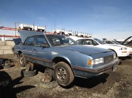 Junkyard Find: 1989 Chevrolet Celebrity Eurosport Sedan - The ...